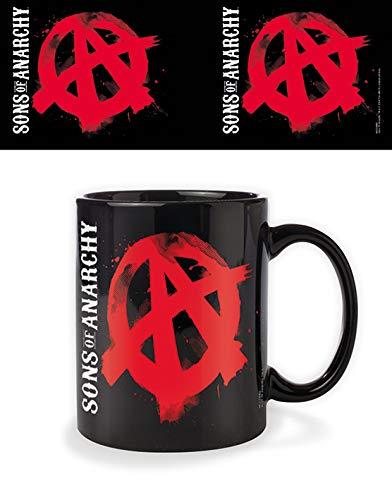 Unica Pyramid International Sons of Anarchy-Tazza Ceramica Multicolore