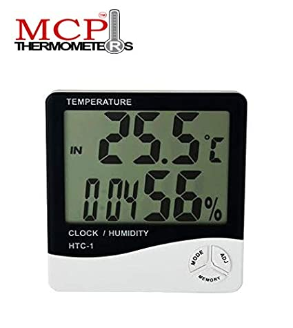 mcp digital room thermometer for temperature \u0026 humidity (htc 1mcp digital room thermometer for temperature \u0026 humidity