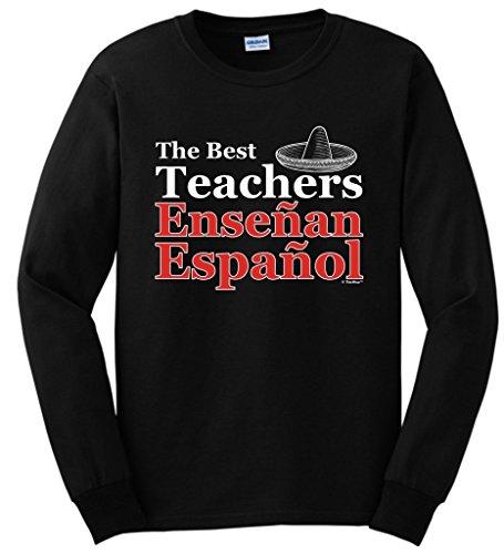 Teacher Spanish Ensenan Espanol T Shirt
