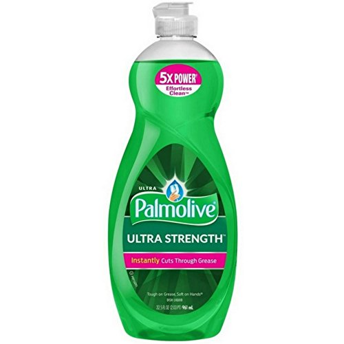 Palmolive Ultra Strength Dish Soap - 10 oz (Pack of (Palmolive Liquid Dish Soap)