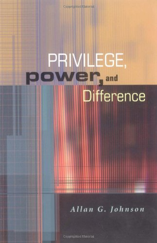 Privilege,Power+Difference