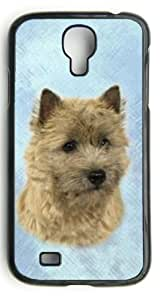Custom Cairn Terrier Dog Hard Case Clip on Back Cover for Samsung S4 case