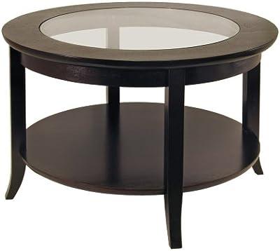 Winsome Wood 92219 Genoa Occasional Table, Espresso