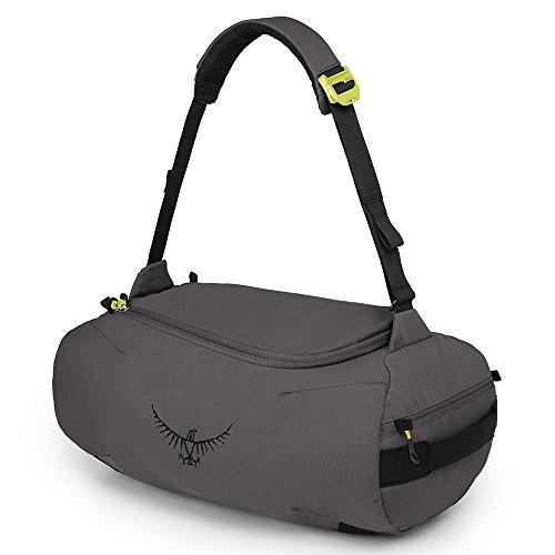 (Osprey Packs Trilium 65 Duffel Bag, Granite Grey, One Size)