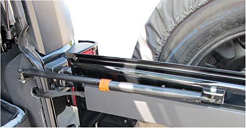 - Rampage 86618 Rear Tailgate Gas Strut Stabilizer