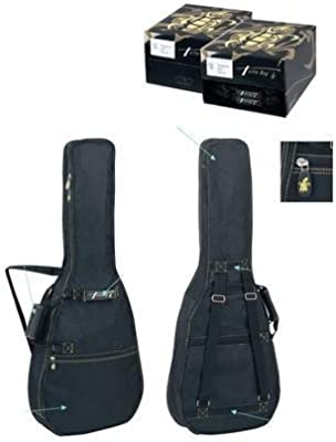 GEWA funda para guitarra acústica 4/4 Gig Bag Turtle Serie 100 ...