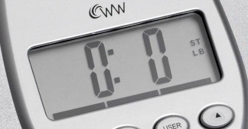Weight Watchers 8991BU - Báscula de precisión: Amazon.es: Salud y cuidado personal