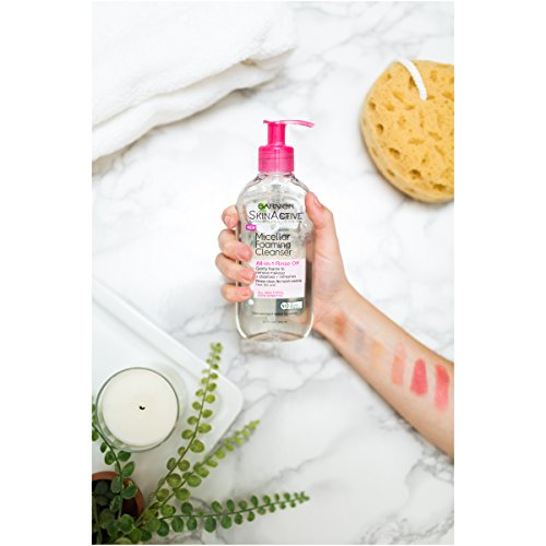 417%2BcZei1uL Garnier SkinActive Micellar Foaming Face Wash,  6.7 fl. oz.