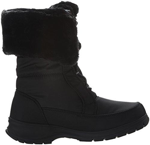 Kamik Women's Seattle2 Ankle Boots, Black Black (Blk-black)