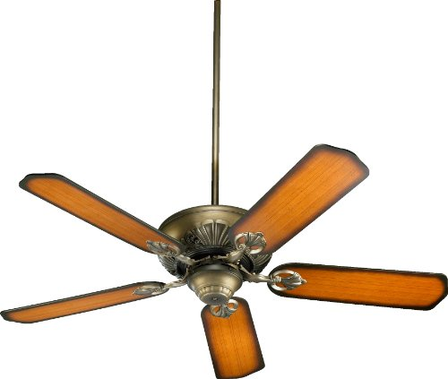 78525-22 Chateaux 5-Blade Energy Star Ceiling Fan with Reversible Blades, 52-Inch, Antique Flemish Finish