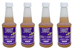 Stanadyne Lubricity Formula - 4 pack of 1/2 Pint (8 oz) Bottles # 38559-4