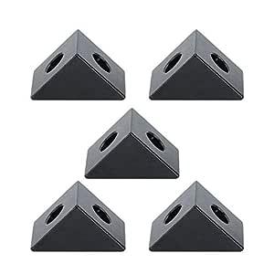 Bloque de Aluminio de Conexión Triangular, Bloque de Aluminio de ...