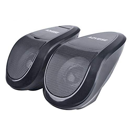 AOVEISE MT493 Motorcycle Bluetooth Speaker MP3 Audio System FM Radio U Disk