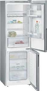 Siemens KG36VVL30 congeladora - Frigorífico (Independiente, Acero inoxidable, Derecho, 309L, 312L, SN, T)