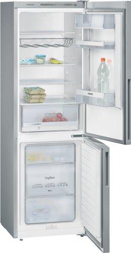 siemens kg36vvl30 kühlgefrierkombination a kühlen 215 l