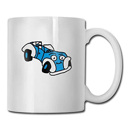 (Autos Comic Tea Cup)