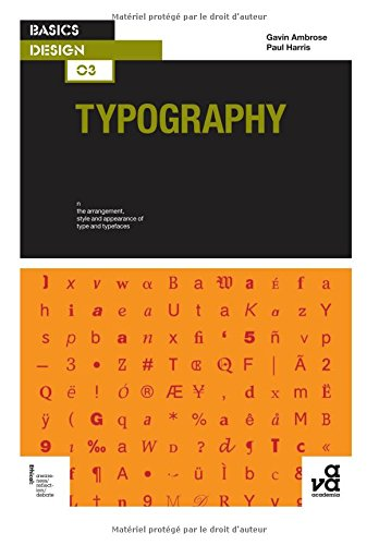Read Online Typography (Basics Design) pdf epub
