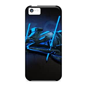 Iphone 5c Razer Print High Quality Tpu Gel Frame Case Cover