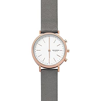 amazoncom skagen connected falster stainless steel mesh