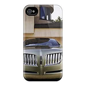 Fashion Design Hard Case Cover/ ZvA7331UarA Protector For Iphone 4/4s