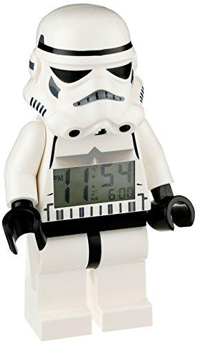 Clic Time CT00213 - Lego Wecker Star Wars - Stormtrooper