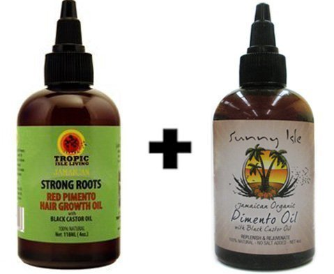 Jamaican Pimento Oil Combo with Free Applicator