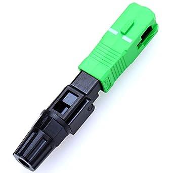 Amazon.com: FTTH SC/apc-p Single-Mode Fibra Óptica Cable ...