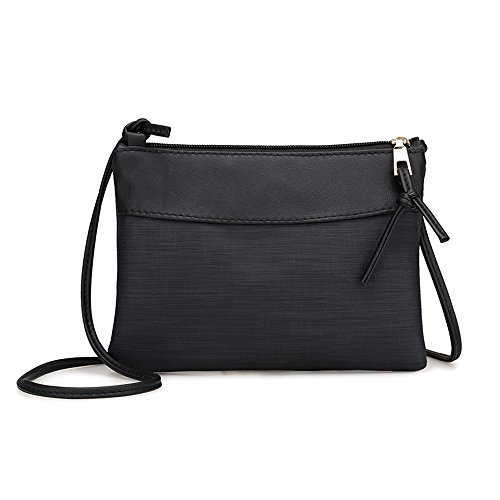 Halfbye Roomy Pockets Series Small Crossbody Bags Cell Phone Purse Wallet for Women ()