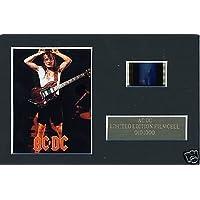 AC/DC Metal fotograma de edición limitada de Angus