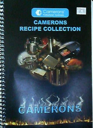 camerons recipe collection - 6