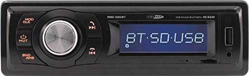 JUST SOUND best choice for caraudio USB MP3 Autoradio Radio Caliber RMD020BT Bluetooth Einbauzubeh/ör Einbauset f/ür Opel Astra G