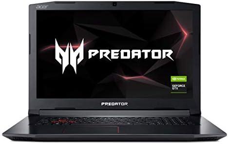 Acer Predator Helios 300 PH317-52-77A4 Gaming Laptop, Intel Core i7