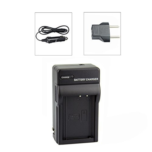 DSTE LP-E10 DC117 Travel Charger Kit for Canon EOS Rebel T3 T5 KISS X50 X70 1100D 1200D Digital Camera Battery as LC-E10E