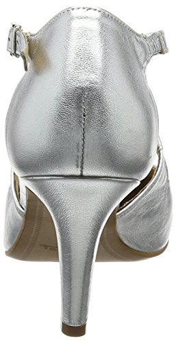 Pulsera Para Sandalia Mujer 24410 silver Tamaris Con Plateado qBRwvWt