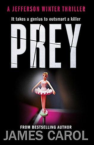book cover of Prey
