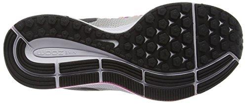 Gris Femme Air Black Chaussures 33 Compétition Blast Platinum Cool Pure Pegasus Zoom 33 Nike Grey Running Pink EU de SqxPwS8