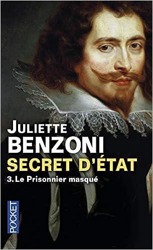 Amazon Fr Secret D Etat 03 Juliette Benzoni Livres