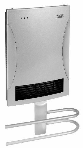 Einhell Bad Heizstrahler BH 2000 H (2000 Watt, 3 Heizstufen, Umluftbetrieb, einstellbares Thermostat, abnehmbarer Handtuchhalter)