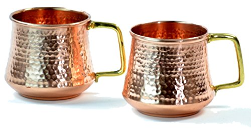 Potter Moscow Mule Hammered Copper