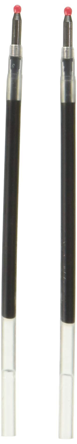 6 PACK - 12 REFILLS/Zebra JK Refills for G301Gel Rollerball.