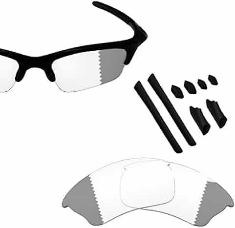 f88a4891fe96 BlazerBuck Anti-salt Polarized Replacement Lenses for Oakley Half Jacket XLJ
