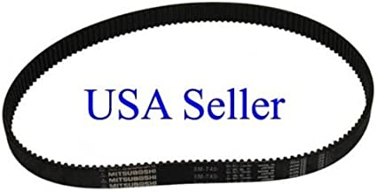 YunShuo Drive Belt HTD 384-3M-12 Escooter Electric Scooter
