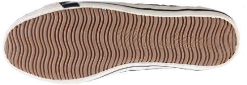 Nero 9 taglia Schwarz Slipper Sneaker Mustang BxqwYO0q