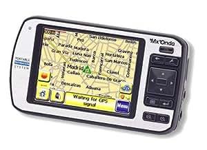 Mx Onda MX-GPS 7239 - Navegador GPS ( 3.5  pulgadas)