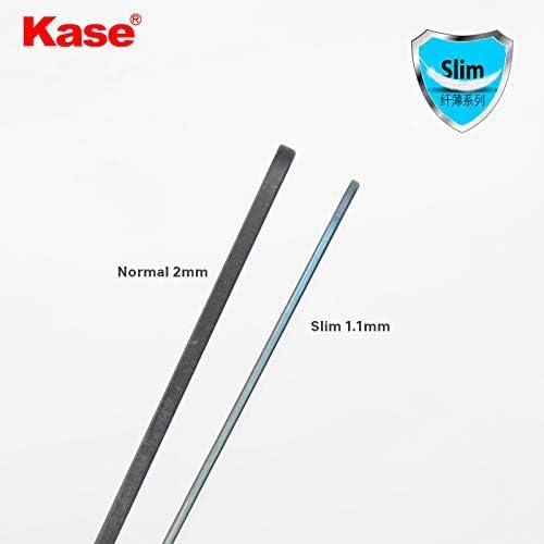 Kase Wolverine Slim 1.1mm Shockproof 100mm x 150mm Reverse Grad ND1.2 Filter Neutral Density 4 Stop Optical Glass 100 150 ND