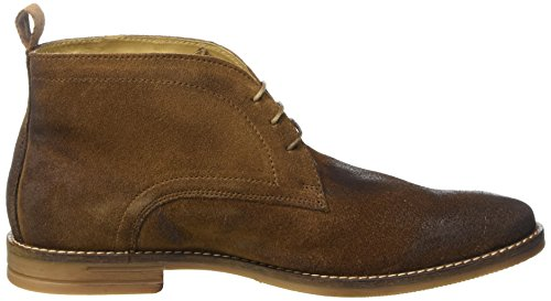 Base London Dore - Botas Hombre Marrón - Marron (Dirty Tobacco)