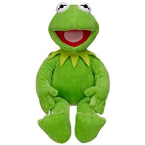 how to make a kermit the frog puppet