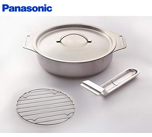 パナソニック IH対応ラクッキングリル専用鍋 ラクティブパン AD-KZ65G20A   B01MA5CII2