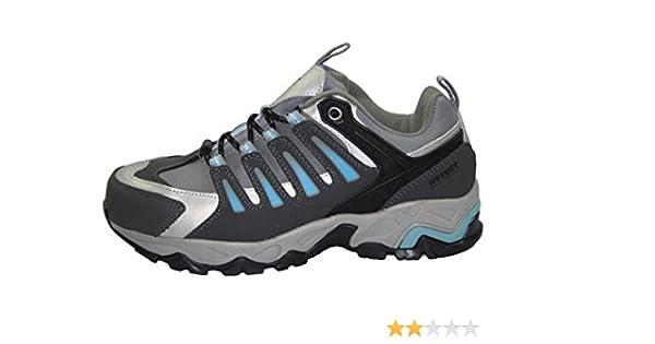 1f181061b801d Amazon.com: Hytest Multi-Sport Womens Safety Shoe (9.5W): Shoes