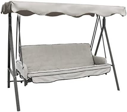 Garden Winds Replacement Canopy Top swing - best porch swings with canopy